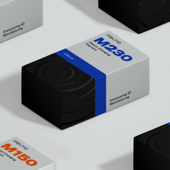 Proyecto branding Meltio
