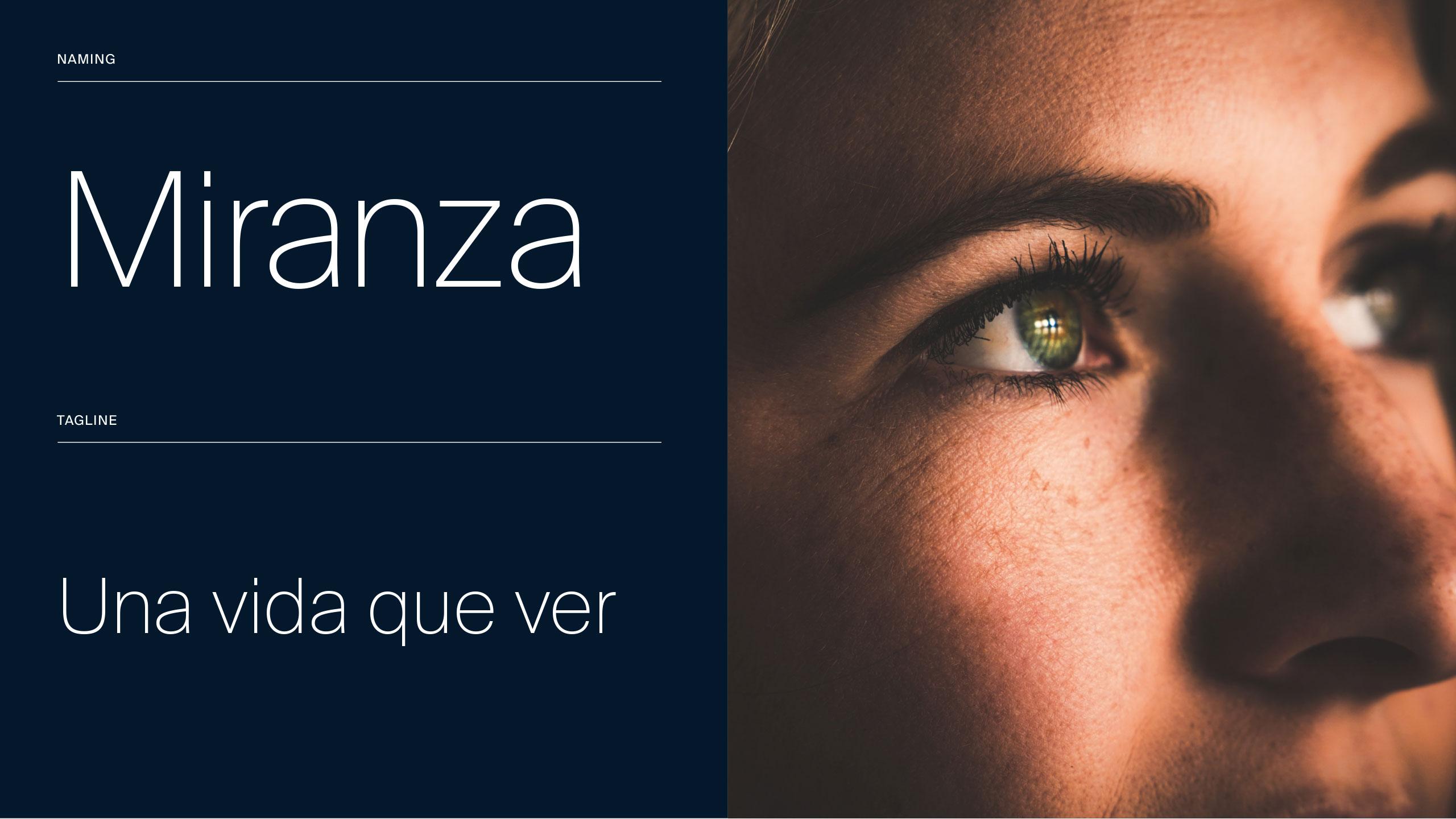 Naming Miranza
