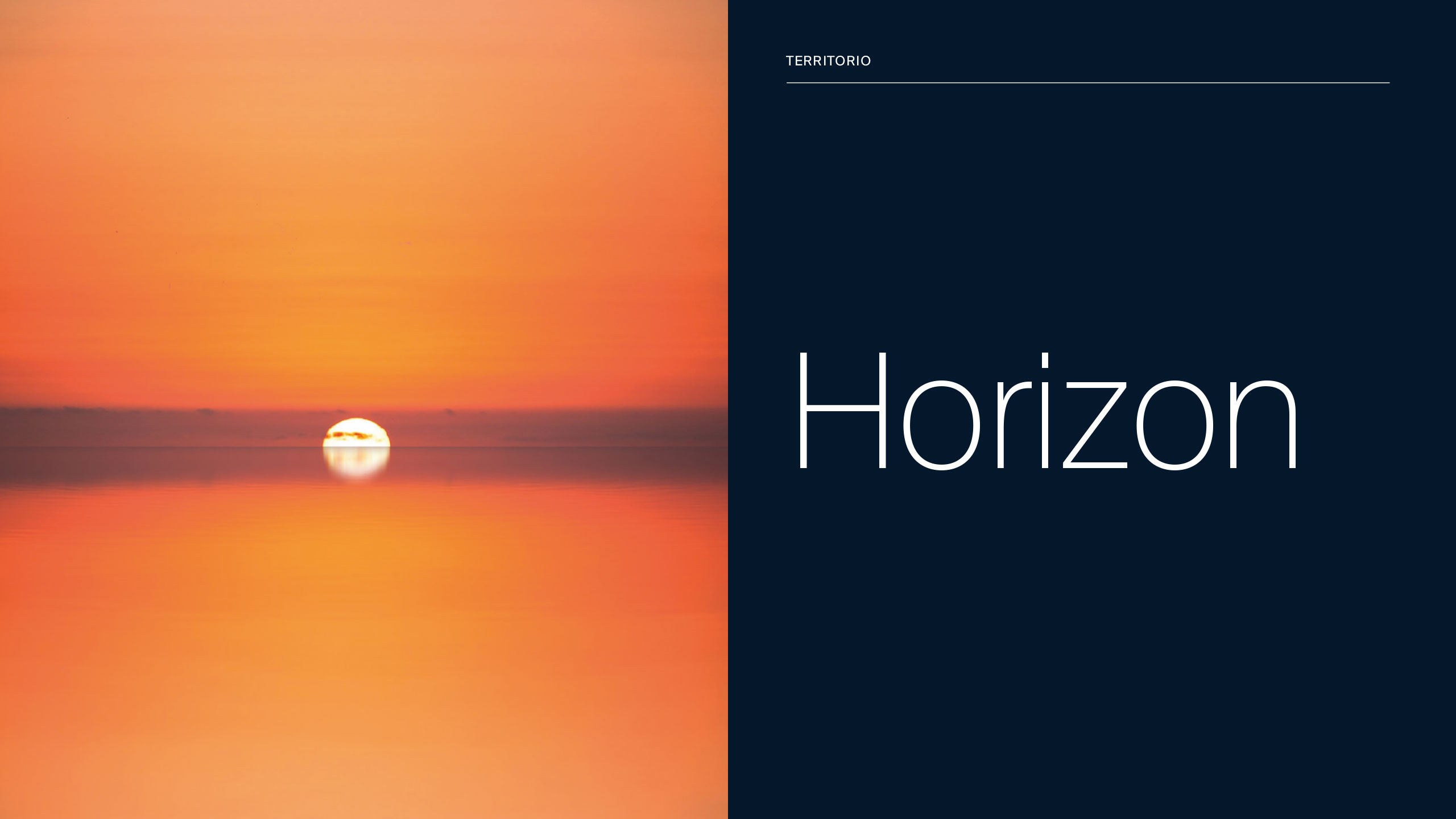 Horizon - Territorio Miranza